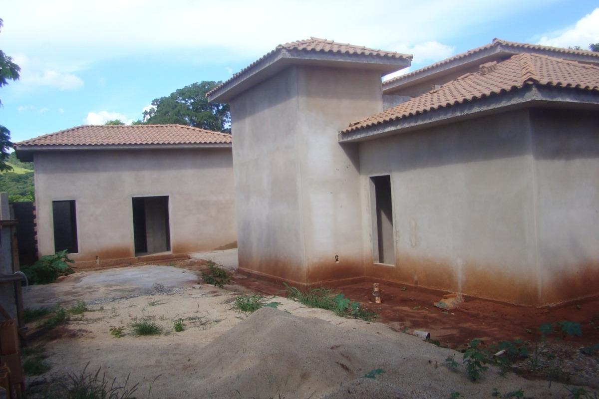 oportunidade de negócio - casa em construção - são simão/sp