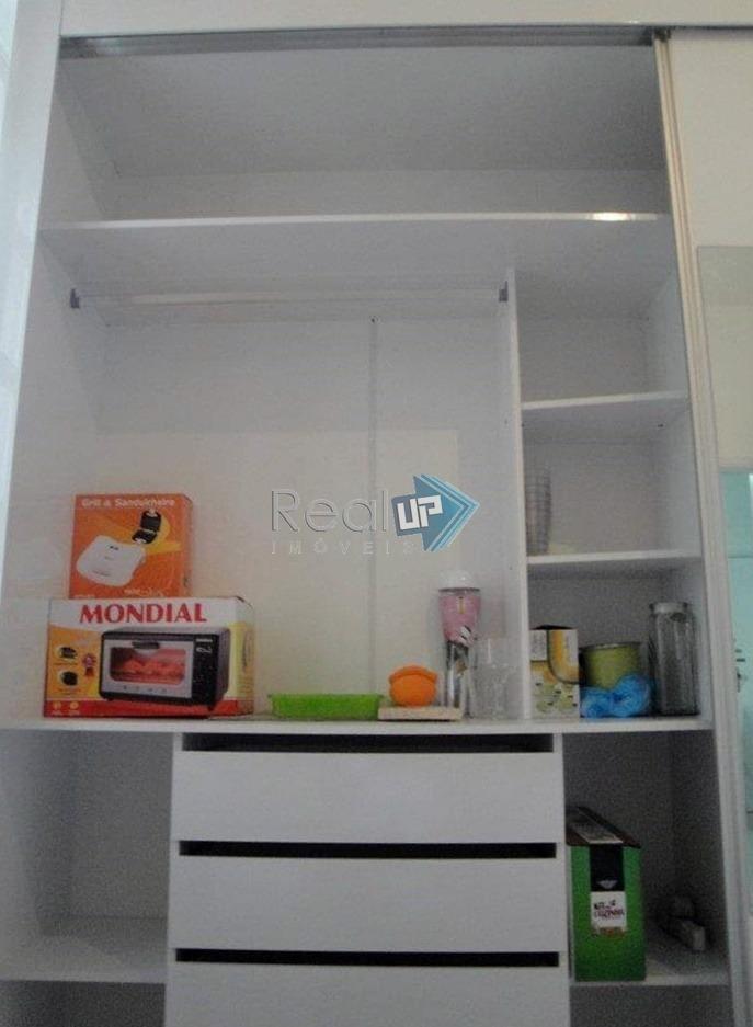 oportunidade de sala e quarto a poucos metros da praia de copacabana! - 16064