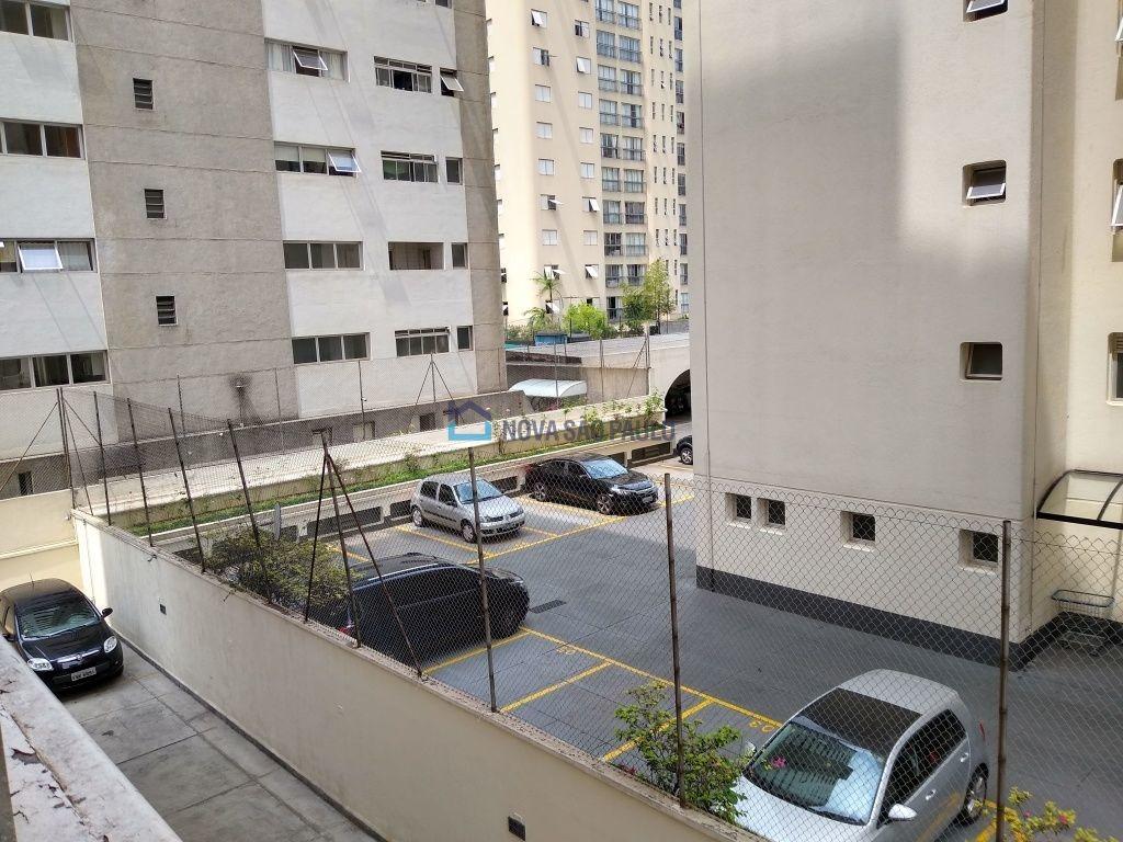 oportunidade em moema pássaros. apartamento de 42m² com 01 dormitório. - mo332