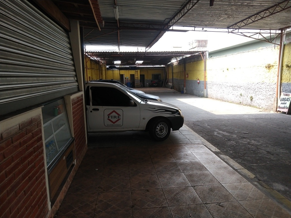 oportunidade estacionamento e lava rápido!