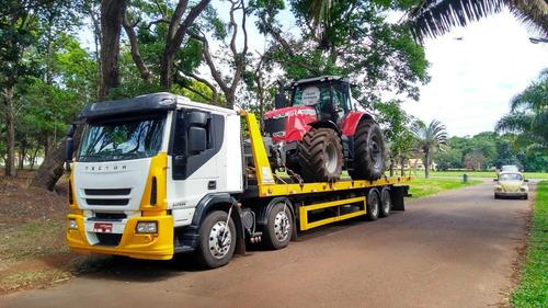 oportunidade iveco 8x2 1º caminhão conseguimos liberar 50%