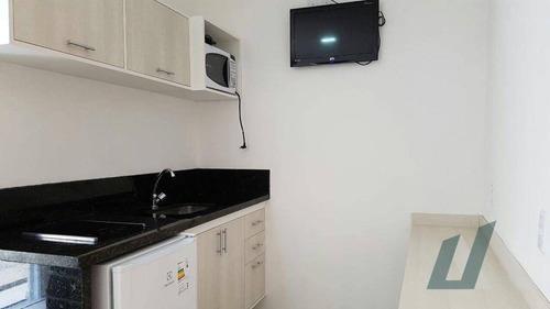 oportunidade: kitnet mobiliada por r$ 1.100/mês - vila esperança - sorocaba/sp - kn0032