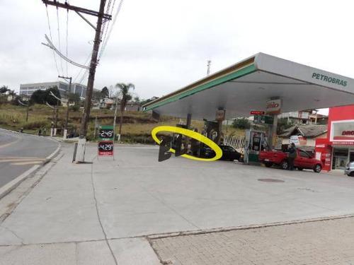 oportunidade loja em centro comercial com posto de gasolina - lo0046