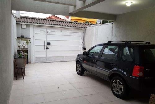 oportunidade, moderno sobrado na vila paiva , 3 suites 2 vagas - mi73376