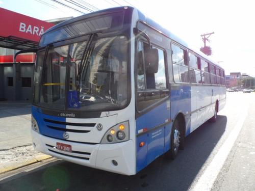 oportunidade onibus urbano vw17230 mascarello granvia 2010