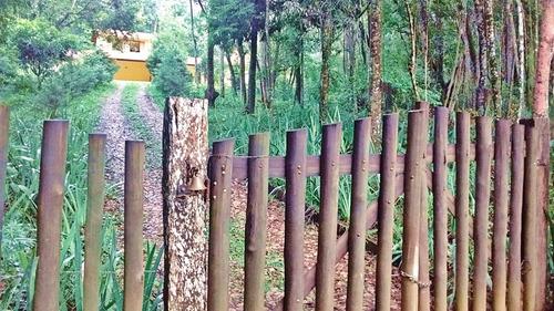 oportunidade para aquisição de chácara no condomínio fazenda do engenho - 823