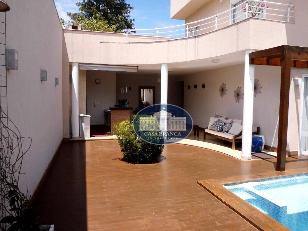 oportunidade para pessoas de bom gosto e apreciam conforto extremo.casa com 4 dormitórios à venda, 387 m² por r$ 2.000.000 - aeroporto - araçatuba/sp - ca1119