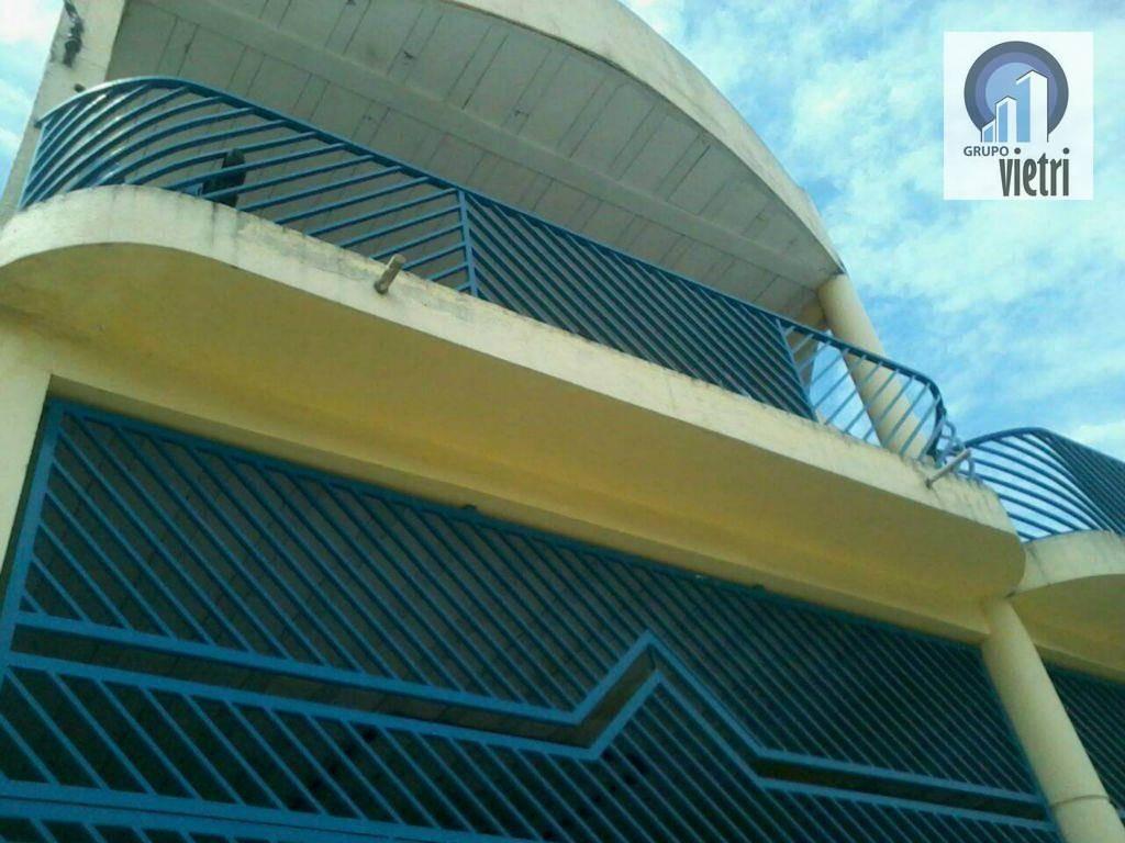 oportunidade! preço e condições! excelente prédio industrial com 4 andares, recepção, salas, cozinha, refeitório e vestuário. - pr0058
