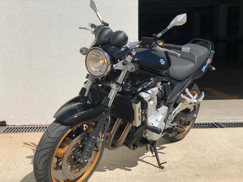 oportunidade!! suzuki bandit 1250cc naked melhor preço ml