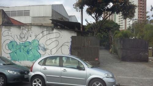oportunidade terreno 331 m² b. santa paula- scs - t-0017