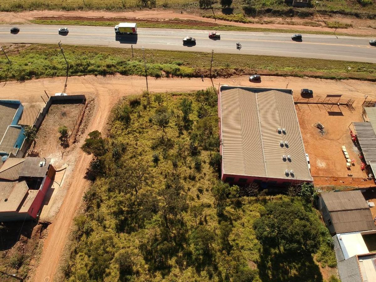 oportunidade! terreno industrial 400 m² ac. carro jnt-1