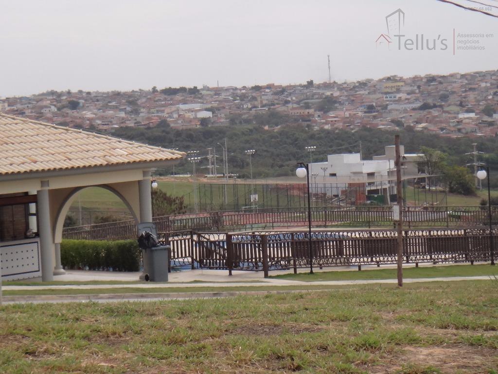 oportunidade terreno  residencial 250m2 à venda, condomínio ibiti reserva, sorocaba. - te0066