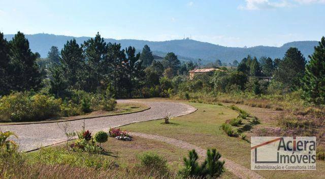 oportunidade. terreno à venda, 1.250 m² com autorização e limpo. patrimônio do carmo - são roque/sp. - te1414