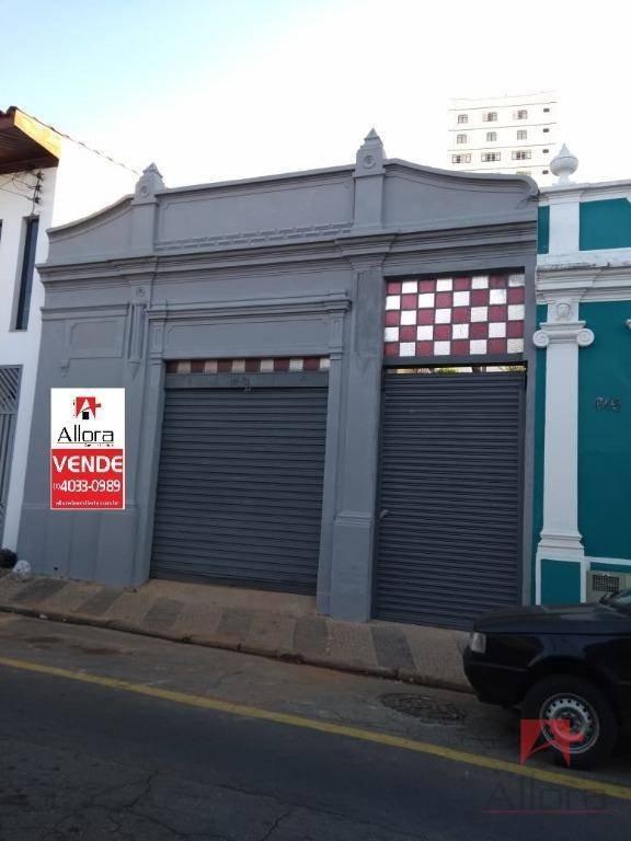 oportunidade terreno à venda, 200 m² por r$ 425.000 - centro - bragança paulista/sp - te0835