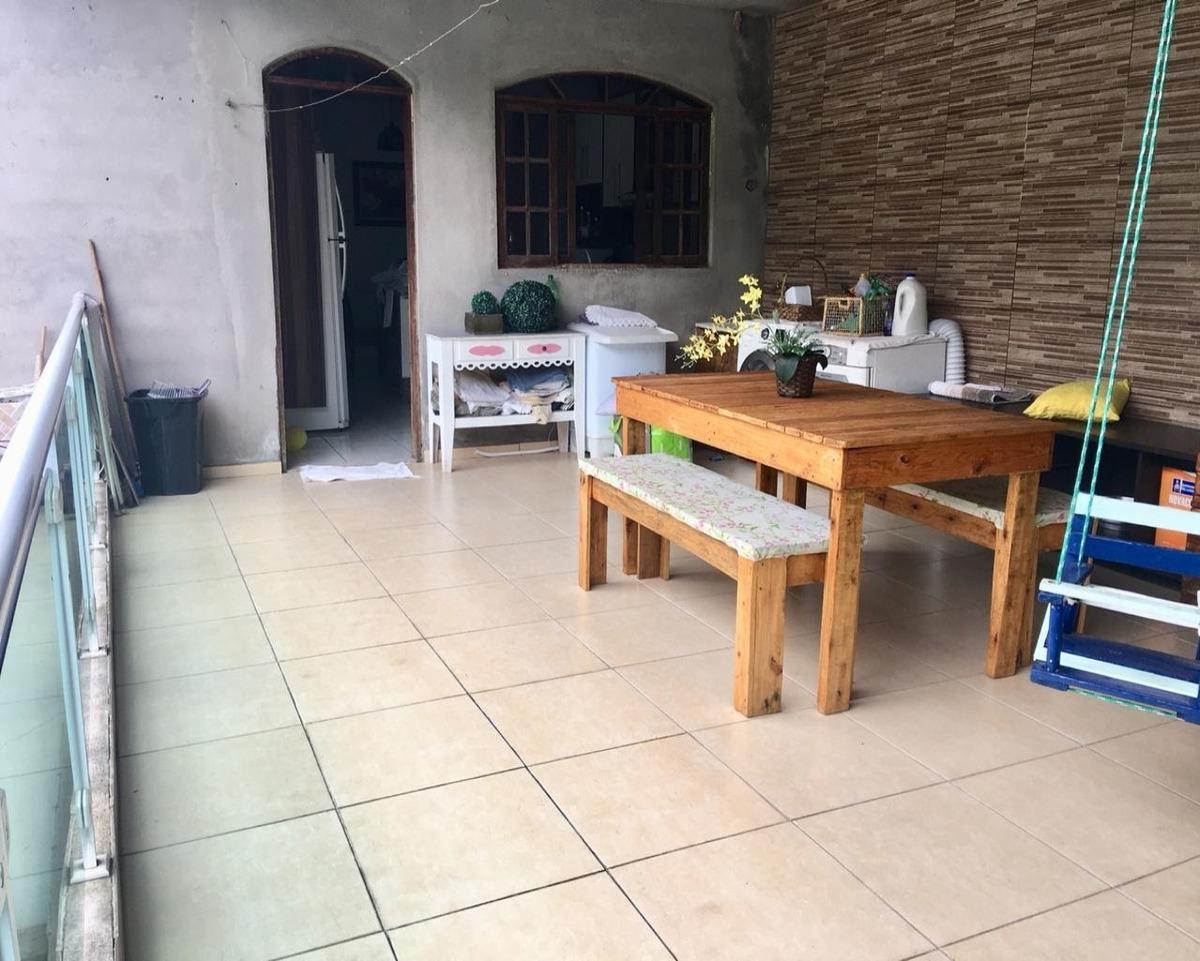oportunidade única - 2 excelentes casas para venda, sendo uma térreo e outra no piso superior! - ca00774 - 33952467