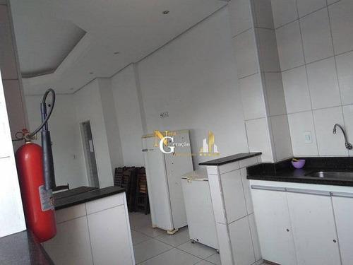 oportunidade única apartamento com 1 dormitório no boqueirão - praia grande/sp - ap2357