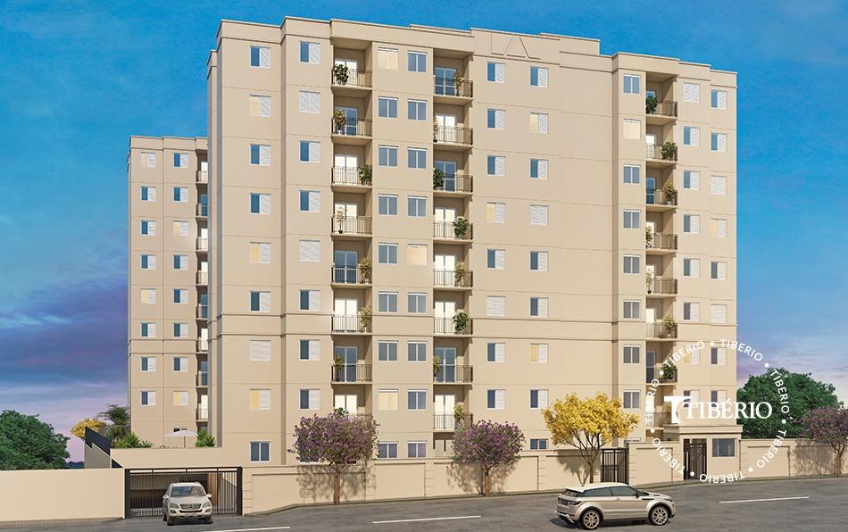 oportunidade unica apartamentos com 50,0m² 2 dorms. 1 vaga