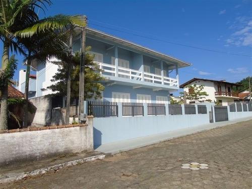 oportunidade única - sobrado com 7 dormitórios na praia do quilombo - 700q
