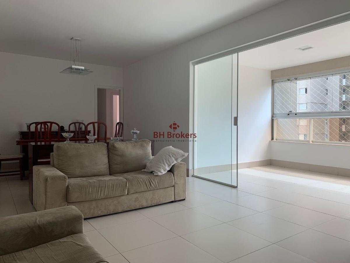 oportunidade - venda excelente apartamento de 4/4 - cond. four seasons - vila da serra - 17529