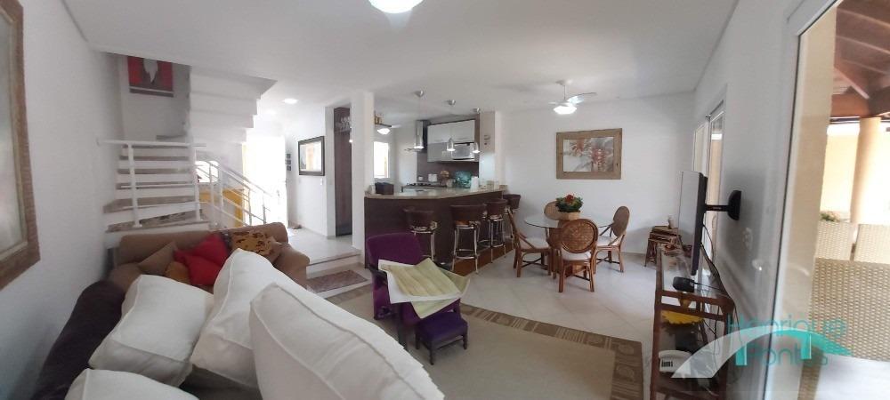 oportunidade - venda ou permuta - sobrado mobiliado em condominio fechado- liquidação! villaggio terrazza - cidade nova peruíbe/ peruíbe - sp - ca00485 - 34421859