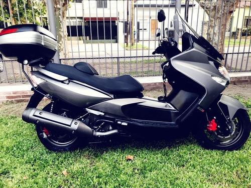 oportunidad.excelente scooter kymco 500 i