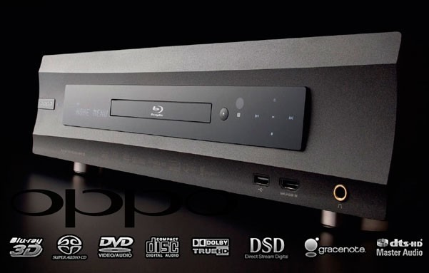 OPPO BDP-105D Blu-ray Player Drivers for PC
