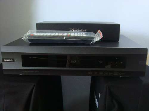 oppo digital bdp-95 universal disc player  (hi-end)
