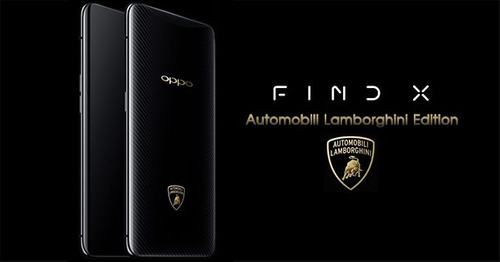 oppo find x 8gb/512gb dual4g lamborghini edition meses