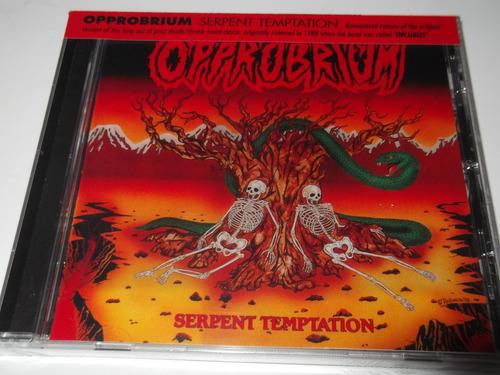 opprobrium incubus cd serpent temptation possessed dist0