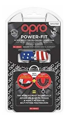 opro power-fit mouthguard | goma protectora para adultos hec