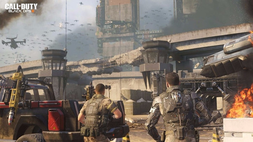 ops ps3 con call duty black