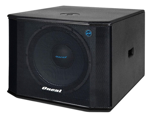 opsb2218 - subwoofer ativo 600w opsb 2218 - oneal
