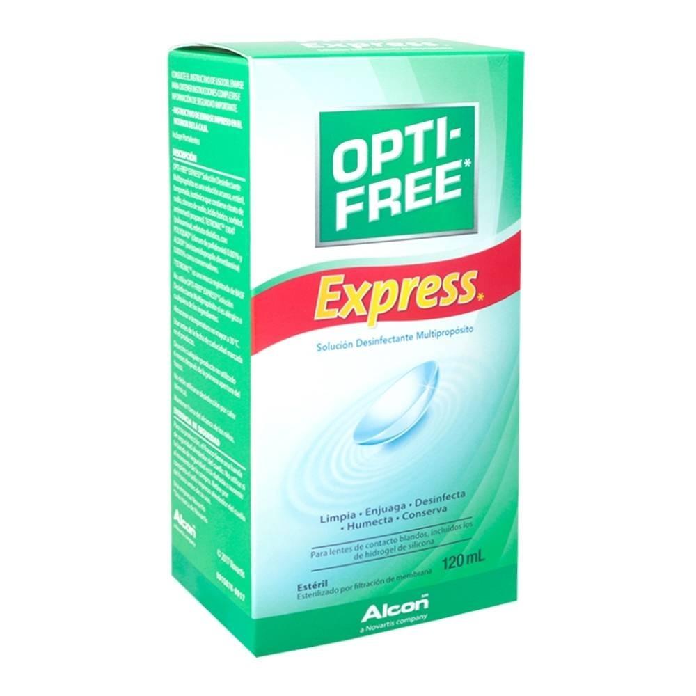 3c619cefb3 opti free express 120 liquido multiproposito lentes contacto. Cargando zoom.