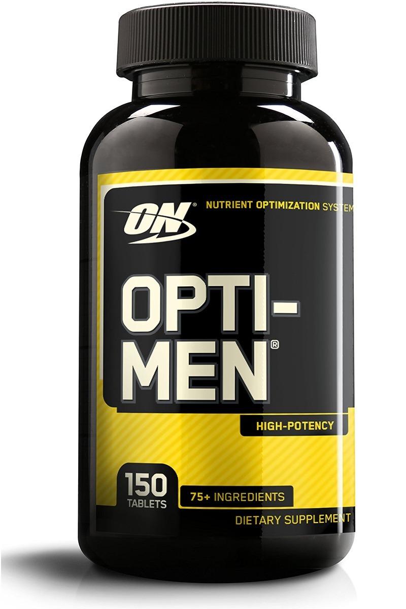 16ed11e84 Opti-men Multivitamínico 150 Tablets Optimum Nutrition - R  164