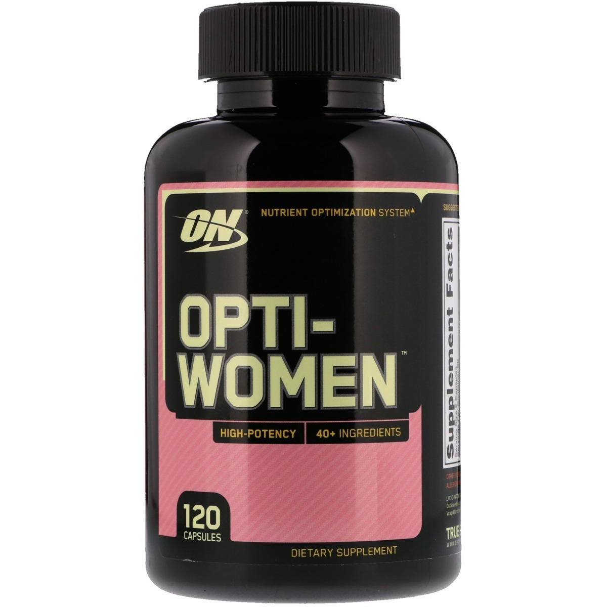 490000776e3 Opti-women Multivitamínico 120 Capsulas Importado Cod. 151 - R  119 ...