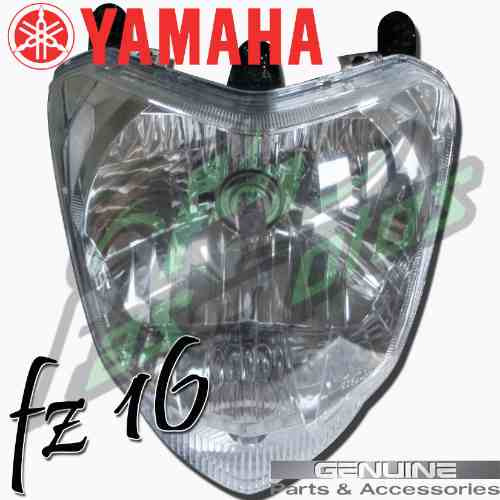 optica completa yamaha fz 16 original fas motos