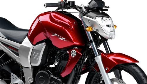 optica farol delantero yamaha fz 16 original mg bikes