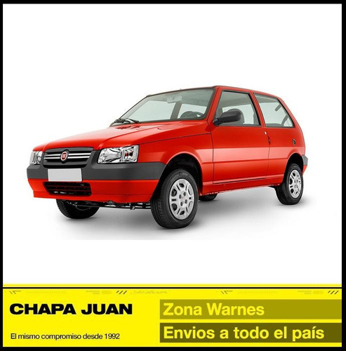 optica fiat uno fire