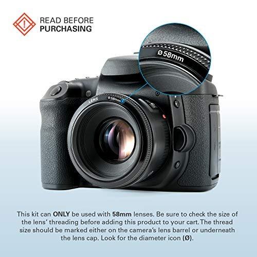 Polaroid Kamara Filter 37mm HD Multi-Coated Variable Range ND2-2000