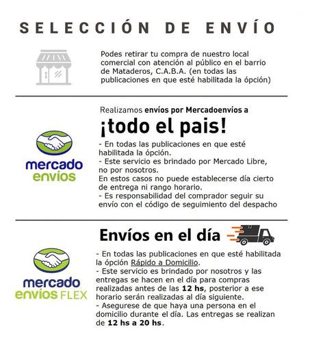 optica renault clio 2 2003 2004 2005 2010 2012 f/ negro