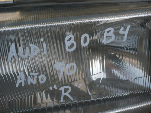 optico audi 80 b4 1990 der c/detalles - lea descripción