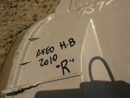 optico aveo hatch 2010 copiloto detalle- lea descripcion