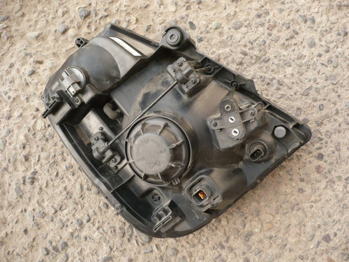 optico frontier 2014 chofer  dañado  - lea descripción