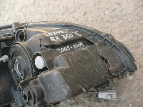 optico lexus rx350 2007 chofer  quebrado !- lea descripción