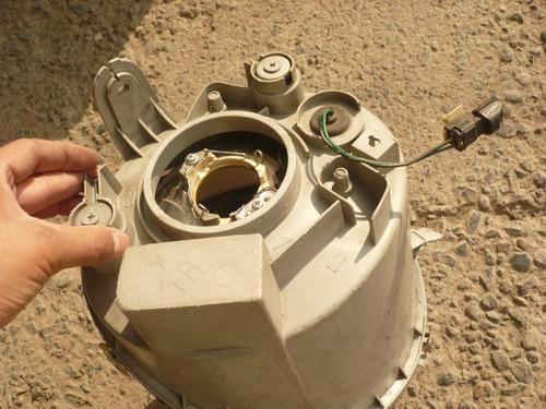 optico matiz  spark lado chofer   c/daños  - lea descripción