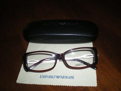 opticos armani lentes