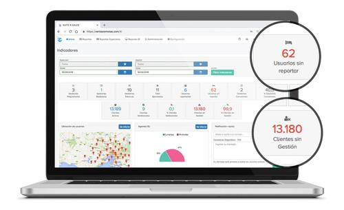 optimiza ejecución fuera de la oficina-ventas, investigacion