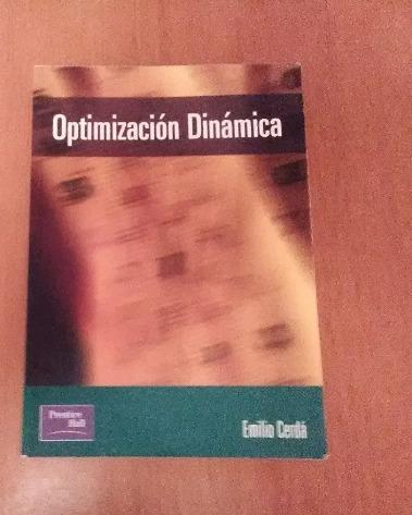 optimizacion dinamica emilio cerda