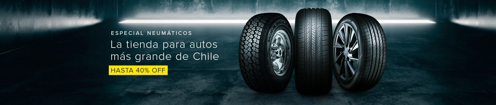 Especial Neumáticos