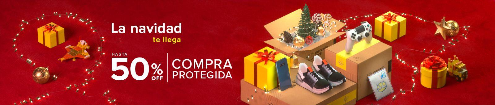 Navidad en Mercado Libre